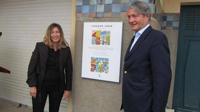 Le peintre Fernand Léger à l'honneur à Deauville