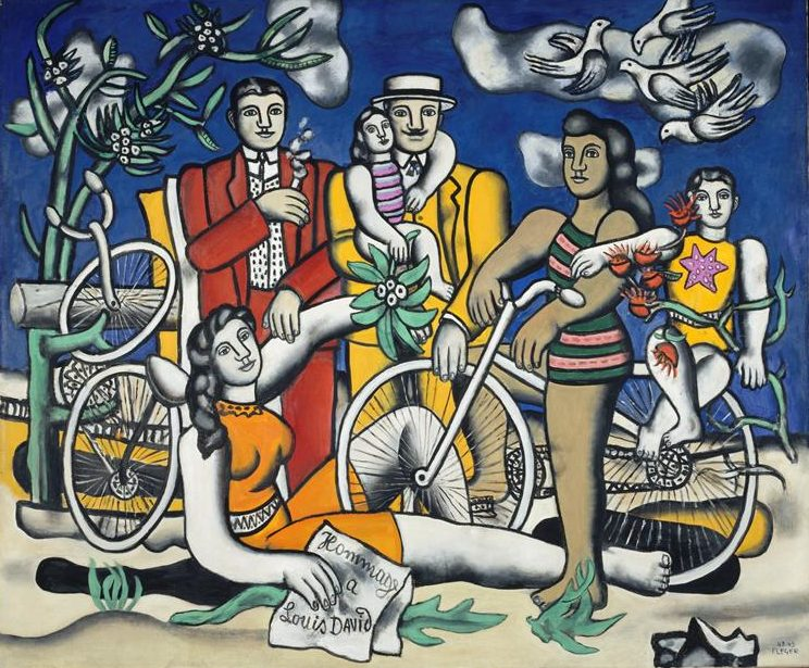 "Exhibitition Fernand Léger ""Beauty is everywhere"" : second chance !"
