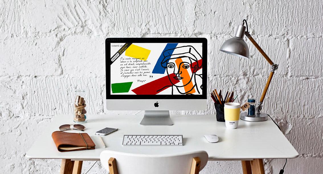 Notre site comiteleger.fr reconnu par les professionnels du net