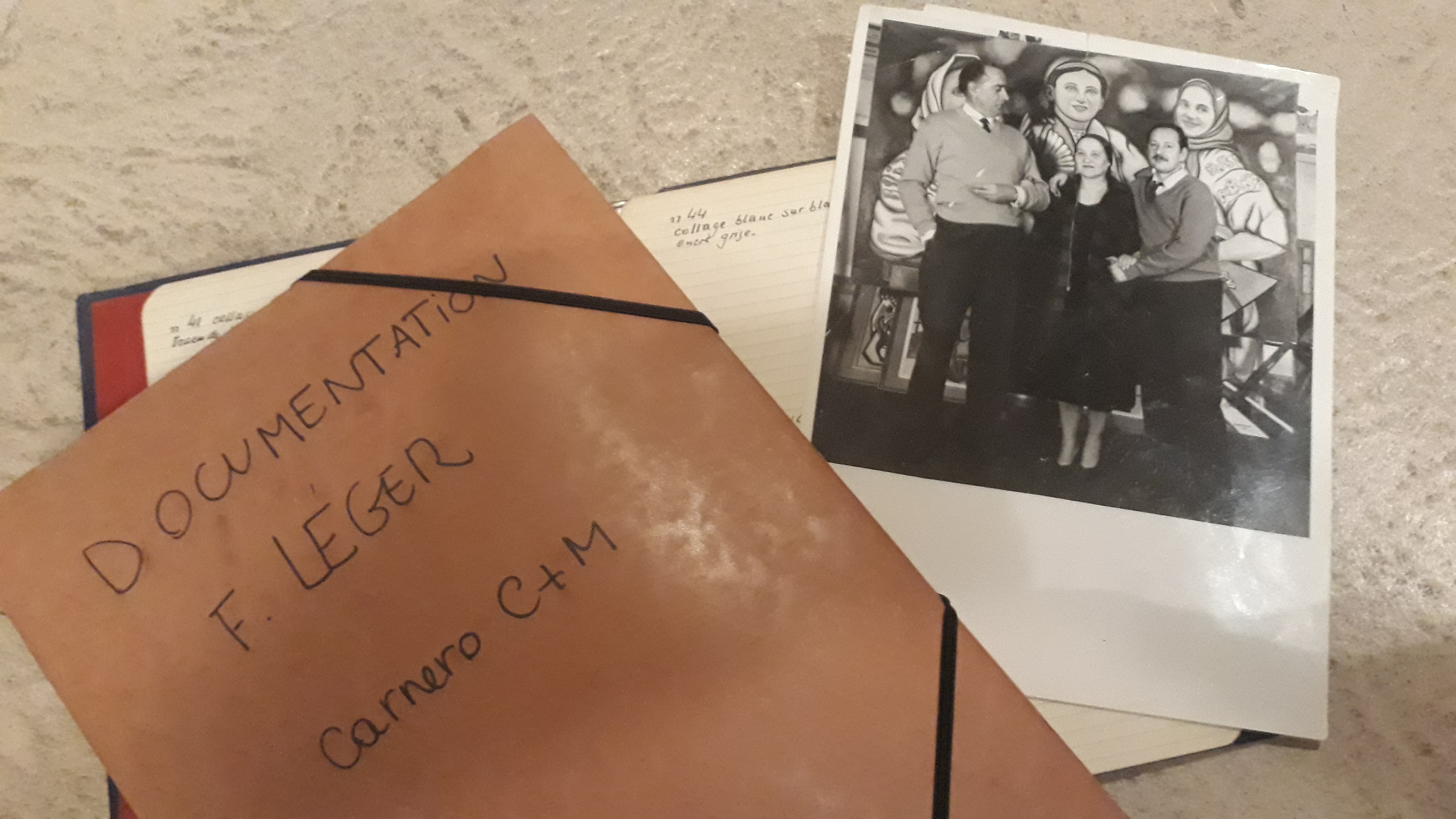 Les archives de Carlos Carnero